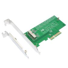 mSATA SSD to PCI-E Express 4X Adapter Card A1466 A1465 A1398 A1502 2013 2014 &15