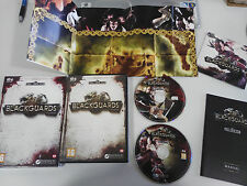 BLACKGUARDS THE DARK EYE JUEGO PARA PC DVD-ROM ESPAÑOL + CD SOUNDTRACK COMPLETO