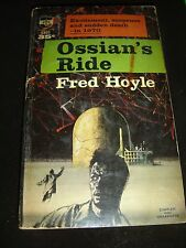 Ossian's Ride by Fred Hoyle BERKLEY MEDALLION BOOK SF Paperback 1961