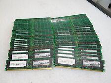 Smart SG25672RDDR2N1 2GB 184-Pin DDR-400 PC3200 ECC (Lot of 56) #TQ730