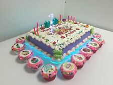 1/4 SHEET LIGHTED CAKE STAND OR PLATE WEDDINGS BIRTHDAY ANNIVERSARY CAKES BAKERS