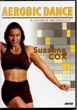 Aerobic Dance Workout with Suzanne Cox (DVD, 2006) Fitness Exercise Routines NR