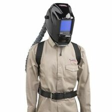 Lincoln Viking 3350 PAPR K3930-1 Powered Air Purifying Respirator Welding Helmet