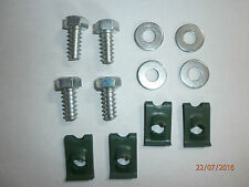 Landrover Series 2 2A 3 Defender Bolt Wing to Bulkhead x4 NEW OEM AM605066 78392