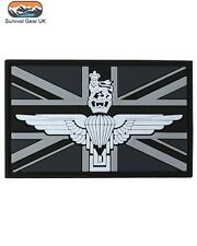 Parachute Regiment Para Patch Special Forces Badge Airsoft Morale FREE DELIVERY