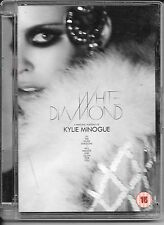 DVD ZONE 2--KYLIE MINOGUE--WHITE DIAMOND - PERSONAL PORTRAIT & LIVE MELBOURNE 06