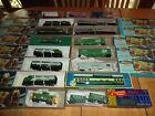 Burlington Northern Train Set Lot HO Scale Railroad Hobby Model F7A 3111