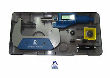 "MOORE AND WRIGHT DIGITRONIC MICROMETER 50-75MM / 2-3"" MW200 - 03DBL MYFORD"
