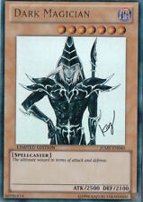 Dark Magician JUMP-EN049 Ultra Rare Mint Sleeved YuGiOh Card