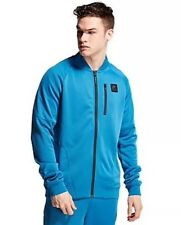 Nike AIR MAX Blue track zip jumper Poly Varsity Top Tech fit Nikelab FB clothing
