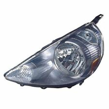 2007 2008 HONDA FIT STORM SILVER HEADLIGHT LAMP LEFT DRIVER SIDE