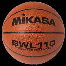 "Mikasa BWL110 Competition Basketball official size 7  (29.5"")"