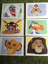 Lion King acrylic painting Disney Art