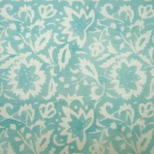 Dressmaking Hand Block Print Indian Cotton Voile Fabric Craft Material By The Yd