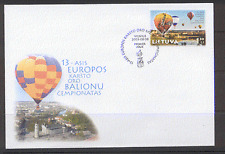 Lithuania 2003 Air Balloons/Transport 1v FDC ref:s5468
