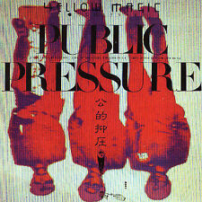 Yellow Magic Orchestra - Public Pressure (Epic) CD NEW SEALED Ryuichi Sakamoto