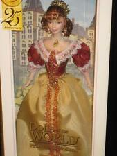 2005 Dolls of the World Princess of Holland G8055