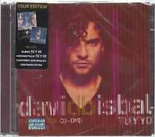 CD / DVD - David Bisbal NEW Tu Y Yo Tour Edition FAST SHIPPING !