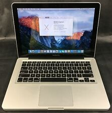 "13"" Apple MacBook Pro Model A1278 2.5GHz Intel Core i5 4GB 500GB HD Mid-2012"