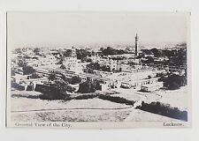 RPPC,Lucknow,INDIA,General View of City,Uttar-Pradesh State,c. 1909