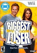 Biggest Loser (Nintendo Wii, 2009) COMPLETE PERFECT CONDITION