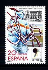 SPAIN - SPAGNA - 1990 - Campionato del mondo di ciclo - cross
