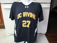 University of California at Irvine UCI Big West game jersey soccer Volleyball