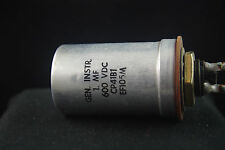 One General Instruments 1 uF 600 Vdc Can Capacitor