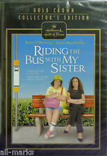"""Hallmark Hall of Fame """"Riding the Bus With My Sister""""  DVD - New & Sealed"""