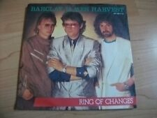 """7"""" BARCLAY JAMES HARVEST : Ring Of Changes"""