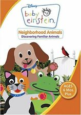 Baby Einstein: Neighborhood Animals  DVD