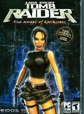 PC GAME TOMB RAIDER The Angel of Darkness Win 98SE ~ XP ~ Vista ~ 2K ~ 7 ~ 8 New