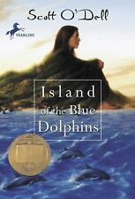 Island of the Blue Dolphins by Scott O'Dell (1971, Paperback)