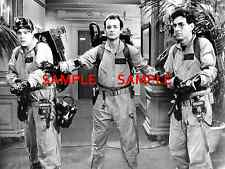 "Ghostbusters Photo Poster   -  8.5"" X 11"""