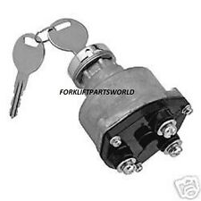TCM FORKLIFT IGNITION SWITCH/PARTS#1D 3 TERMINAL