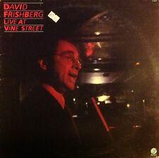 DISCO 33 GIRI - David Frishberg – Live At Vine Street