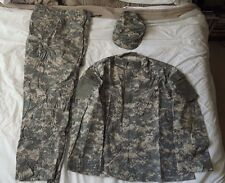 US MILITARY ISSUE BDU ACU DIGITAL CAMOUFLAGE PANTS SHIRT HAT