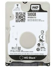 "Western Digital Black WD5000LPLX 500GB SATA3 2.5"" internal HARD DRIVE Heigh"