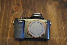 Sony Alpha a7 24.3 MP Digital Camera - Black (Body Only) (Latest Model)