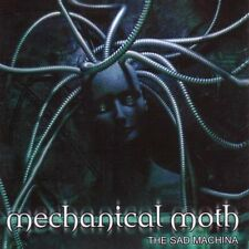 MECHANICAL MOTH The Sad Machina LIMITED 2CD Digipack 2007