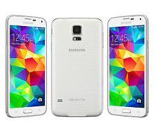 "5.1"" Samsung Galaxy S5 SM-G900T 16GB T-Mobile GPS  TELEFONO MOVIL Libre Blanco"