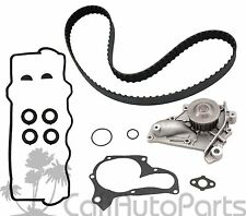 FITS: 87-91 TOYOTA CAMRY CELICA 2.0L 3SFE VALVE COVER + TIMING BELT + WATER PUMP