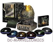 SIDESHOW ALIEN ANTHOLOGY EGG BLU-RAY Collector's Edition limited BOX SET NEW!