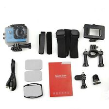 "1080P 2.0"" Full HD Sport DV Waterproof Action Camera Camcorder WITH MOUNTS"