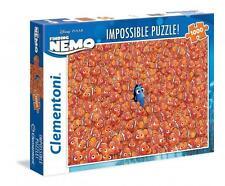 CLEMENTONI DISNEY JIGSAW PUZZLE FINDING NEMO IMPOSSIBLE PUZZLE! 1000 PCS #39359