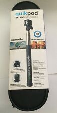 Digipower TP-QPXP2 Quikpod Explorer 2 Monopod (Black)