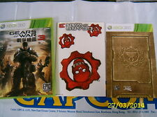 XBOX360 GAME GEARS OF WAR 3 (ORIGINAL USED)