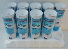 9 cans GENUINE HP Indigo Ink ElectroInk Indigo Press  CYAN 1000, 2000 series