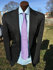 GUCCI WOOL MOHAIR 2 BUTTON TOM FORD SUIT  36 REGULAR 36R