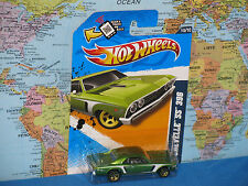 HOT WHEELS 1967 CHEVELLE SS 396 #110/247 MUSCLE MANIA **BRAND NEW & RARE**